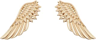 Elegant Angel Wings Suit Pin Collar Pin Brooch for Unisex