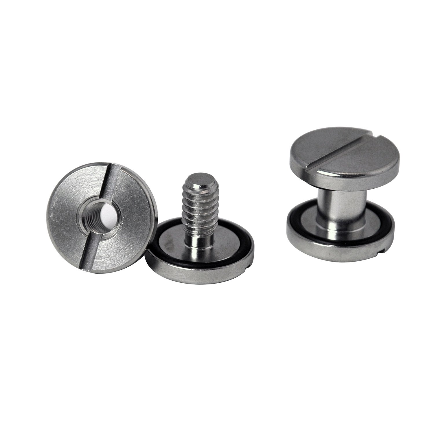 Apeks By Aqua Lung 3/8 Stainless Steel Book Screws by Apeks