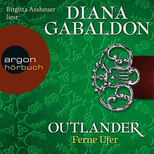 Ferne Ufer (Outlander 3) cover art