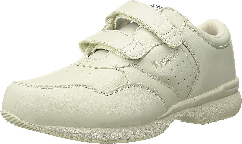 Propét Men's 100% quality warranty LifeWalker Walking Shoe Strap Clearance SALE! Limited time!