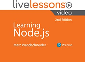 Learning Node.js LiveLessons, 2nd Edition