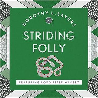 Striding Folly cover art