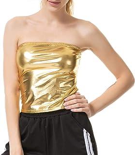 c7b028c2ae Amazon.com  Golds - Camisoles   Tanks   Lingerie  Clothing