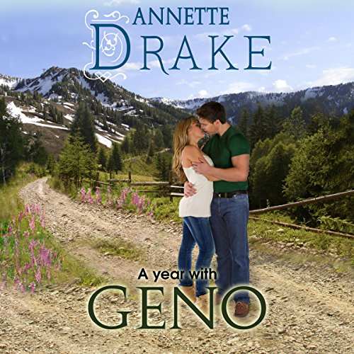 A Year with Geno audiobook cover art