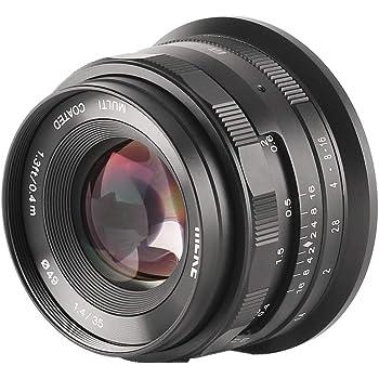 Meike Mk 50 Mm F1 2 Große Blende Vollrahmen Manueller Kamera