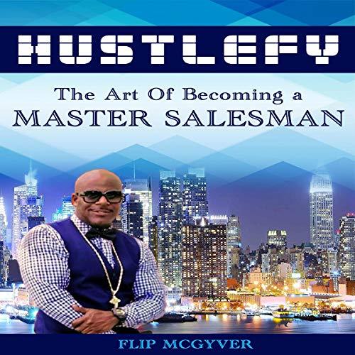Hustlefy Audiobook By Flip Mcgyver cover art