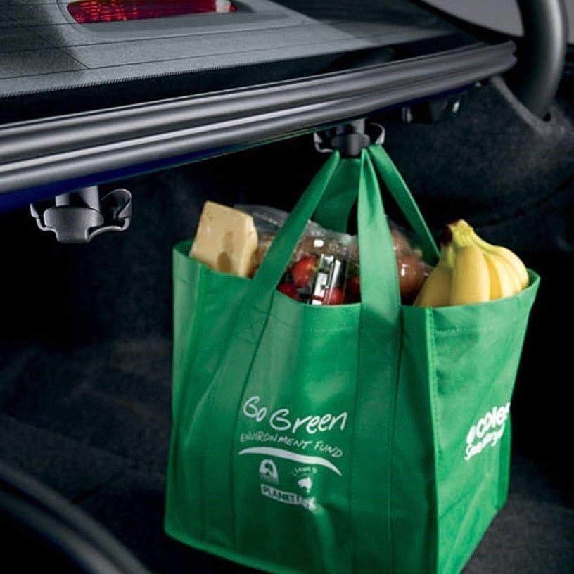 2 Trunk Cargo Hooks fit Honda Accord 08-19 Civic 10-19 Acura TSX 09-14 ILX 13-19 TLX 15-19