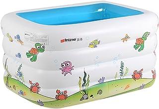 Piscina de la Bola de la Onda de la natacion Inflable de la Tina de bano Piscina de la Piscina del PVC de la Familia del Agua de PVC plastico Que Espesa el Aislamiento