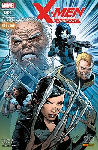 X-Men Universe n°1