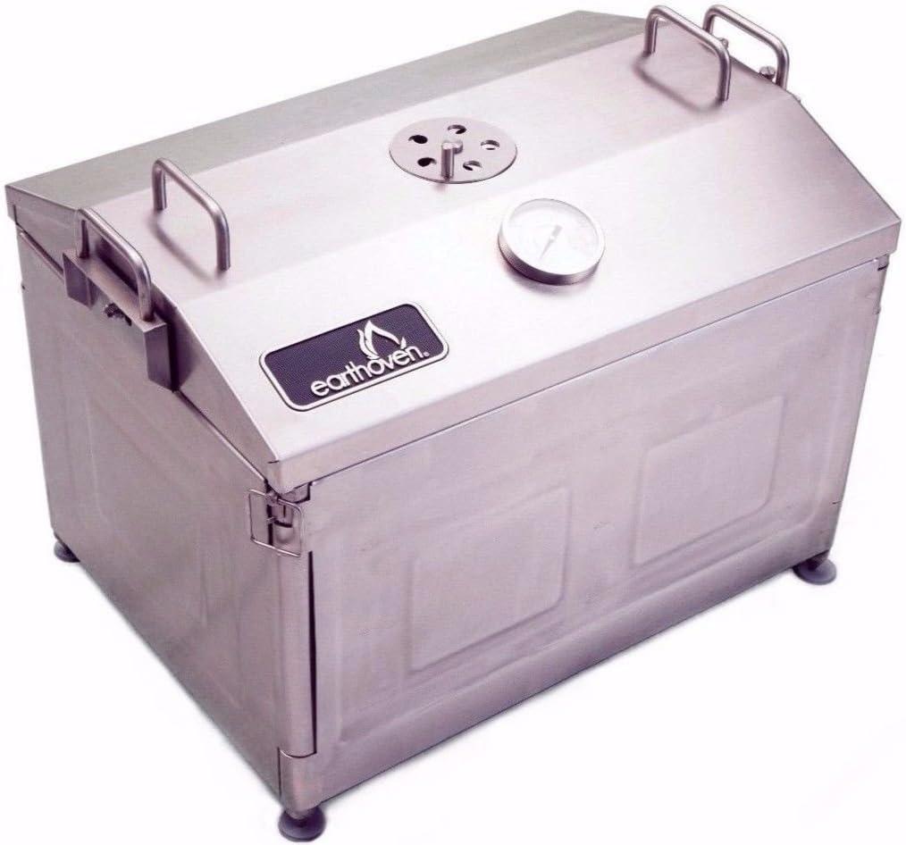 Earth Oven Original Barbecue Pit Smoker