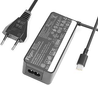 45W 2.25A USB-C Caricabatterie Alimentatore per Lenovo ThinkPad T590 T580 T495s T495 T470s T470 E490s E480 ThinkPad L380 l...