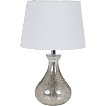 Kliving Ostend Chrome Table Lamp with