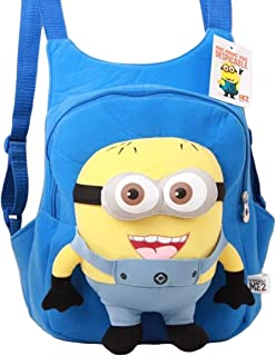 girl minion backpack