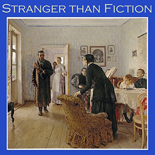 Stranger Than Fiction audiobook cover art