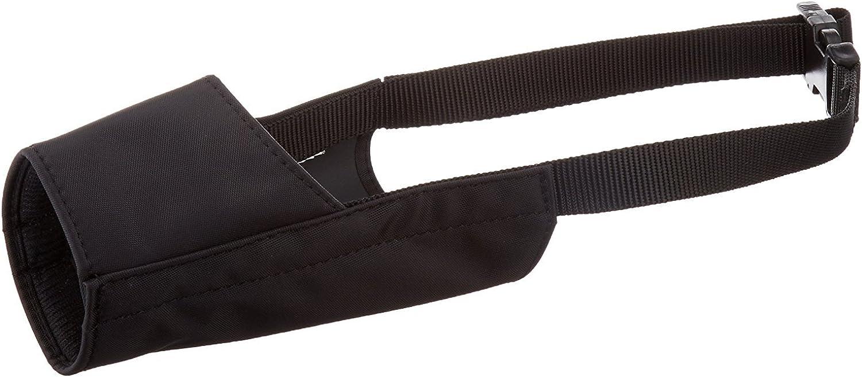 OmniPet Leather Bredhers Kwik Klip Nylon Dog Muzzle, 7