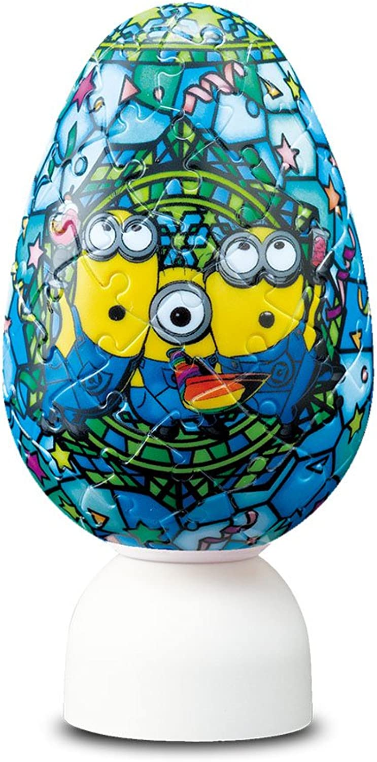 80piece jigsaw puzzle Minion minionparty [glowing sphere puzzle Pazurantan]