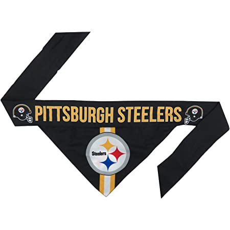 Over the Collar Bandana Pittsburgh Penguins Reversible Dog Bandana 3 Sizes
