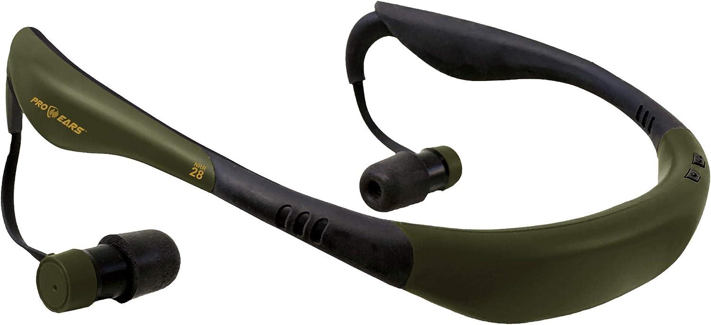 Pro Ears Stealth 28 - Bl OFFicial shop Sale price PEEBBLK Rechargeable Digital Earbuds