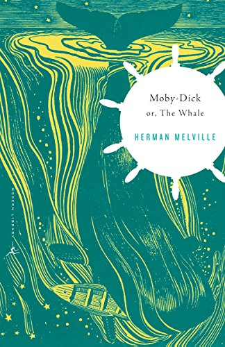 Moby-Dick: or, The Whale (Modern Library Classics)