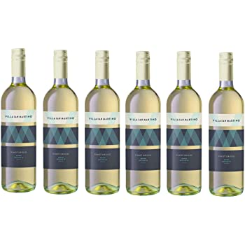 Villa San Martino Pinot Grigio Case Of 6 Amazon Co Uk Beer Wine Spirits