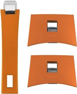 Cristel Mutine SPPLMAO Set of Handles, Orange
