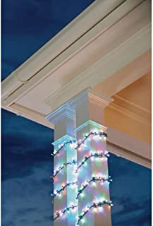 Home Accents Holiday 9 ft. LED Garland Lights with Dual Functions (1)