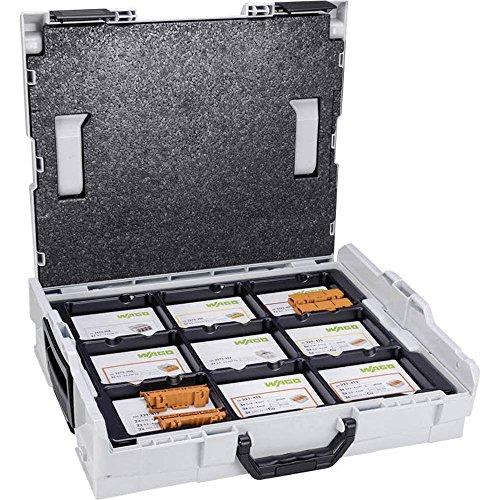 Wago 887-917 Verbindungsklemmen-Sortiment flexibel: 0.14-4mm² starr: 0.50-4mm² 1 Set
