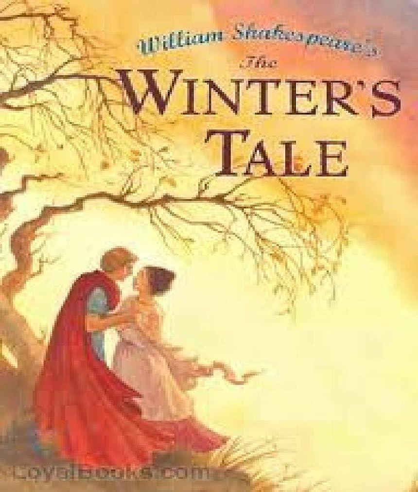 彫る喜ぶ合計The Winter's Tale (English Edition)
