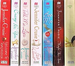 Jennifer Crusie, 7-Book Collection: Welcome to Temptation / Crazy for You / Tell Me Lies / Fast Women / Bet Me / Maybe Thi...