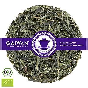 """N° 1419: Thé vert bio """"Bancha japonais"""" - feuilles de thé issu de l'agriculture biologique - 250 g - GAIWAN® GERMANY - thé vert au Japon"""