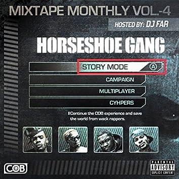 Mixtape Monthly, Vol. 4
