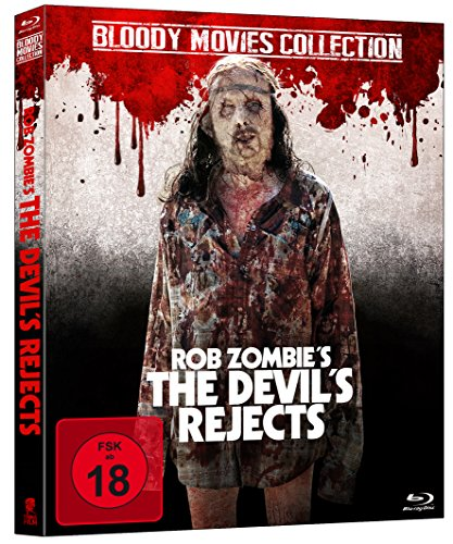 The Devil's Rejects (Bloody Movies Collection) [Blu-ray]