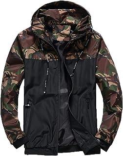 HOTHONG Manteau Automne Et Hiver Chaud pour Homme Manteaux /à Glissi/èRe Long Et Mince Slim Fit Jacket Veste Couleur Unie Loisir Affaires Blousons Coupe-Vent Veste Sweat-Shirt