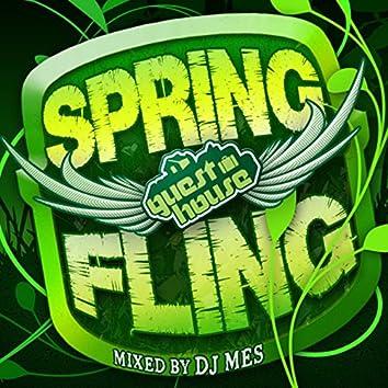 Spring Fling Mixed By DJ Mes