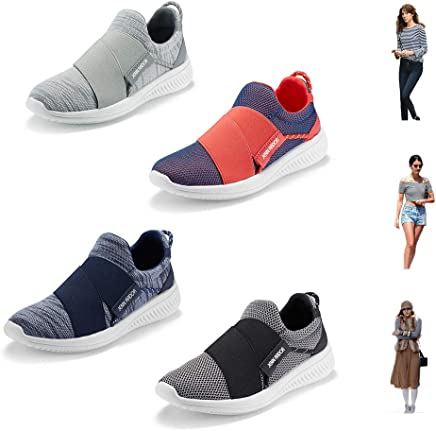 Hemlock Women Bohemia Sandals Slippers Bing Rhinestone Sandals Chunky Heel Slippers Shoes for Party