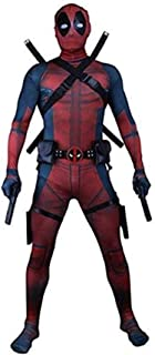 deadpool spandex costume