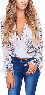 c02f93a6e Amazon.es: ropa hippie - ADELINA / Blusas y camisas / Camisetas ...