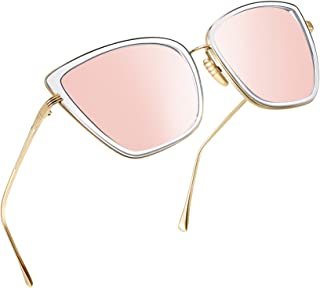 03e16f0ae4e Joopin Fashion Cat Eye Sunglasses Women Retro Transparent Frame Brand Sun  Glasses