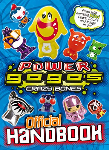 Power Gogo's - Crazy Bones Official Handbook
