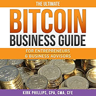 The Ultimate Bitcoin Business Guide cover art