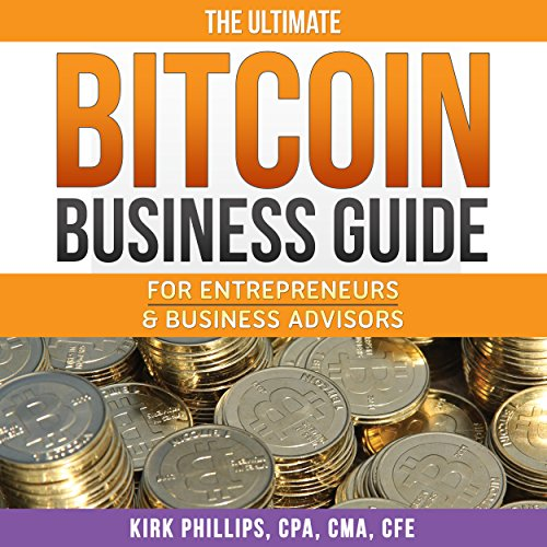 The Ultimate Bitcoin Business Guide Titelbild