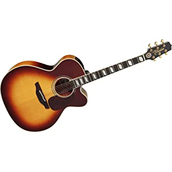 Guitarra eléctrica acústica TAKAMINE EF250TK TOBY KEITH SIGNATURE ...