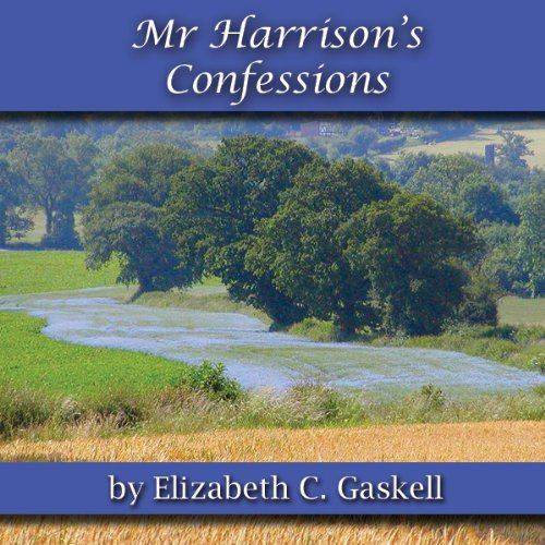 Mr. Harrison's Confessions cover art