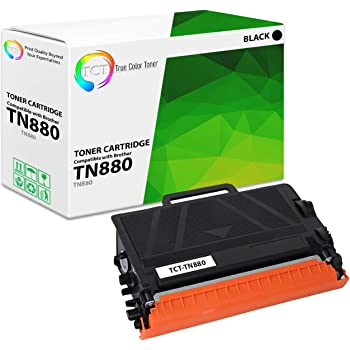 USA Advantage Compatible Toner Cartridge Replacement for Brother TN880 TN-880 High Yield Black,1 Pack