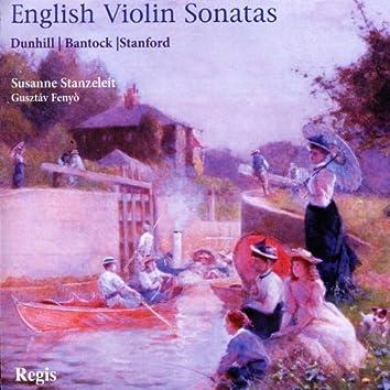 English Violin Sonatas