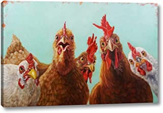 Chicken for Dinner by Lucia Heffernan - 7