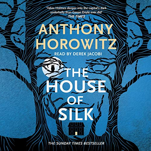 Couverture de The House of Silk