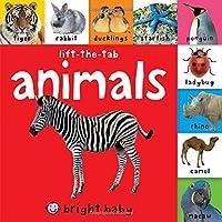 Animals (Bright Baby Lift-the-Tab)