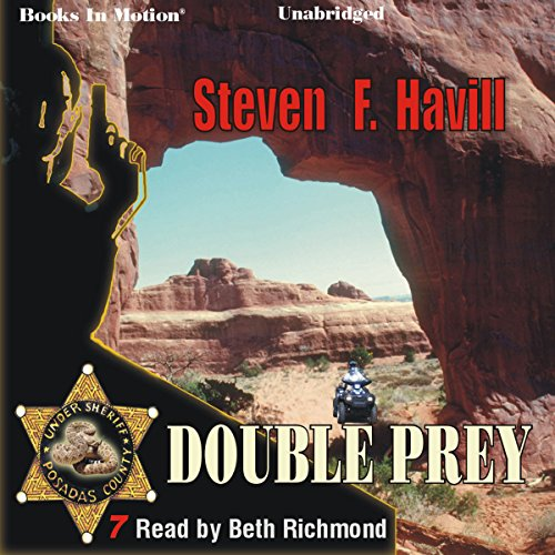 Double Prey audiobook cover art