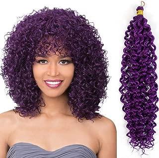 Best freetress purple crochet hair Reviews